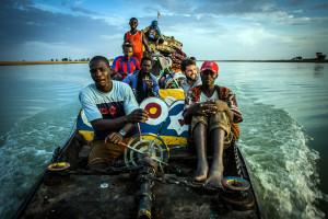 Xavier Aldekoa, el hombre que escucha a África