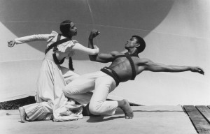Alvin Ailey: danza, blues y esclavitud