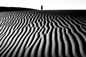 El Sáhara; fronteras de nada y arena
