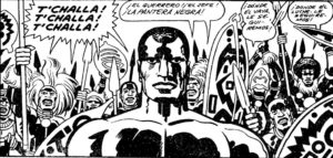 Black Super Power: El origen de Pantera Negra (II)